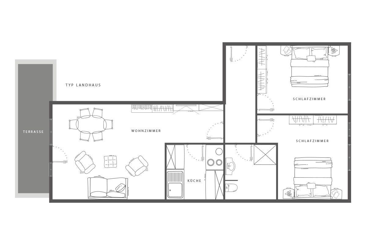 Typ Landhaus